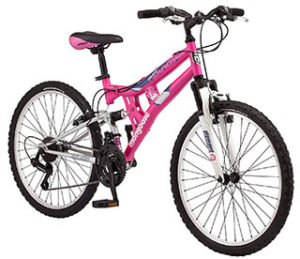 Mongoose Exlipse Girls Mountain Bike