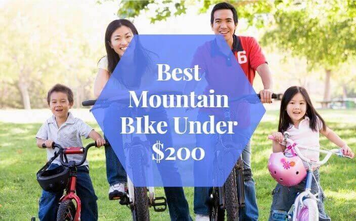 Mountain Bikes Under $200