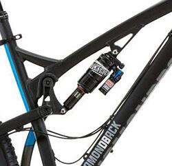 DB Bikes Release 3 Suspension