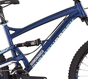 DB Bikes Atroz 3 Frame