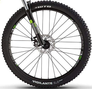 Strong Tires of DB Hook MTB