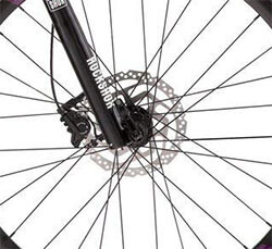Mechanical Disc Brakes of Diamondback Bikes Sync'r