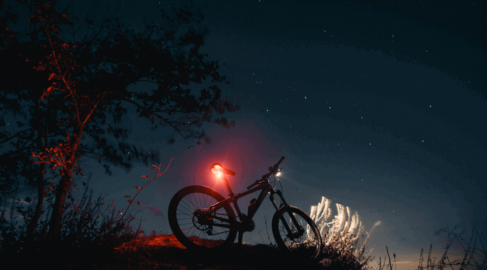 Best bicycle lights for safe cycling at nights