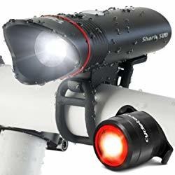 Cycle Torch Shark Superbright Bike Light
