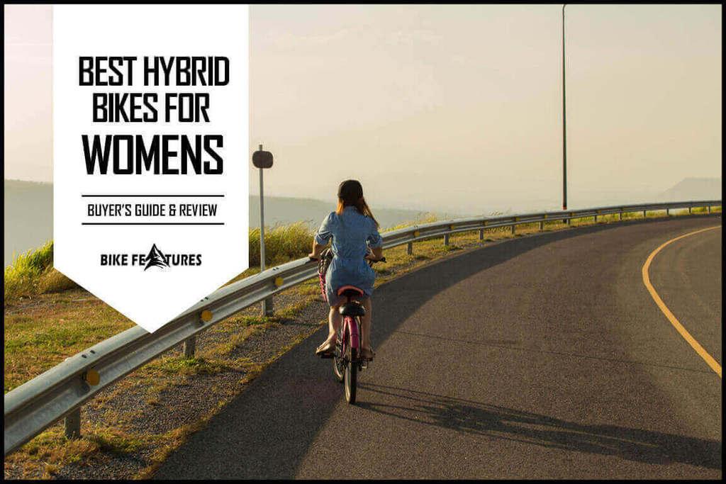 Best Hybrid Bikes for Womens