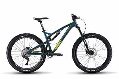 Diamondback Release 1 Full Suspension Mountain Bike Review