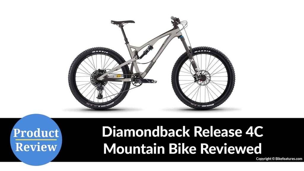 Diamondback Release 4C Mountain Bike Reviewed