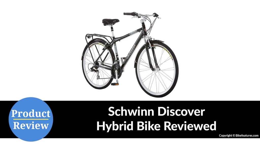 Schwinn Discover Hybrid Bike Reviewed