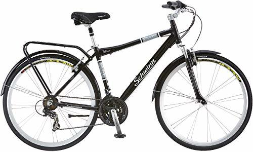 SchwinnDiscover Men's Hybrid Bike