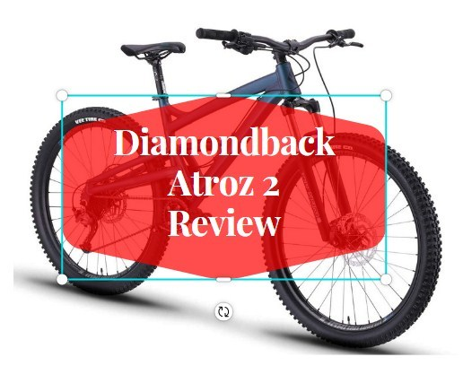 Diamondback Bicycles Atroz 2