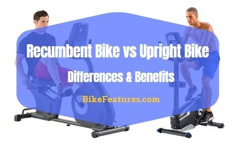 Recumbent vs Upright Bike