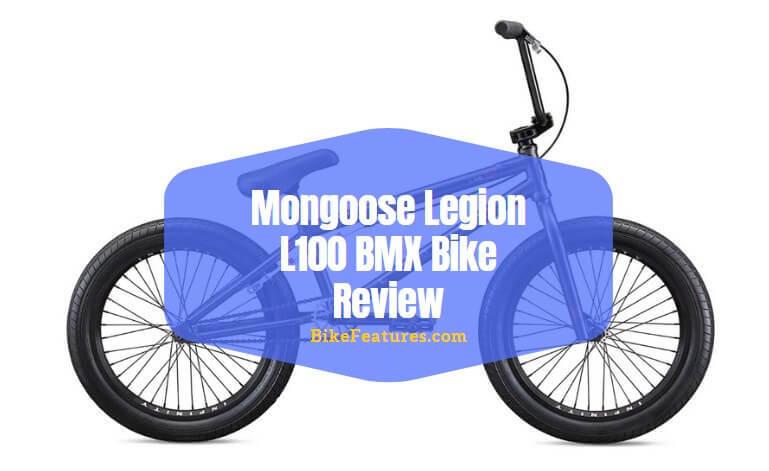 Mongoose Legion L100 BMX Bike Review
